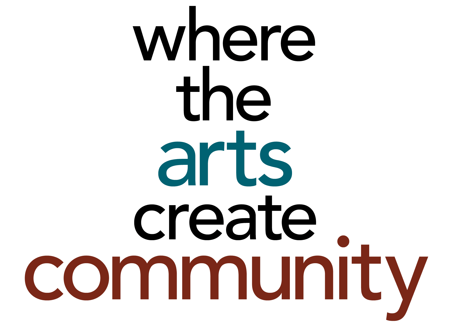 where-the-arts-create-community