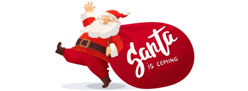 CLICK HERE For More Information About Santa Visits At The Opera House