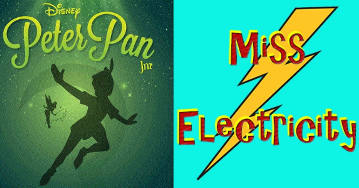 Peter Pan Jr Page Banner