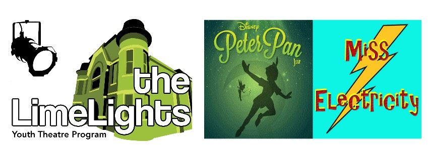 CLICK HERE For Information & Tickets For Peter Pan Jr