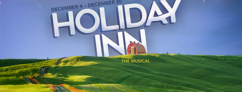 Irving Berlin's Holiday Inn Page Banner