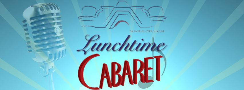 Songs Of Irving Berlin Lunchtime Cabaret Event Page Banner