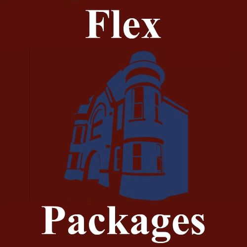 CLICK HERE For More Information About Flex Packages