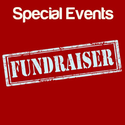 Fundraiser & Special Events Logo